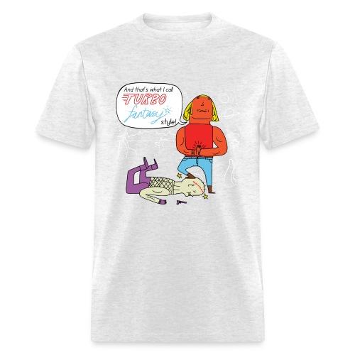 Turbo Fantasy - Turbo Fantasy style - Men's T-Shirt