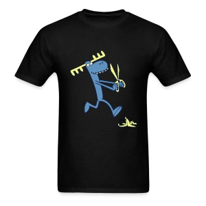 HTF Lumpy Running with Scissors - Men's T-Shirt