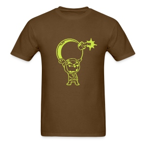 HTF Flippy  Bomb-Stencil - Men's T-Shirt