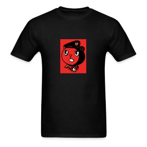 HTF Flippy Che Flippy-red square   - Men's T-Shirt