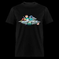 T-Shirts ~ Men's T-Shirt ~ Deep Space - Logo