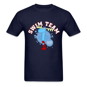 HTF  Lumpy Swim Team - Men's T-Shirt