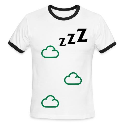Mock Dreamz - Men's Ringer T-Shirt