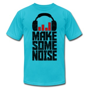 Make Some Noise  - Men's Fine Jersey T-Shirt