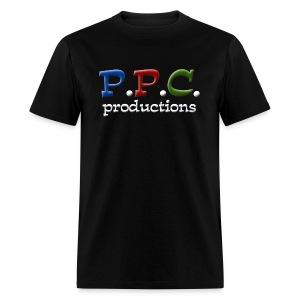 P.P.C. Productions shirt - Men's T-Shirt