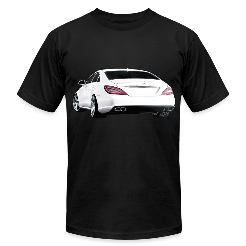 mercedes benz cls amg t shirt spreadshirt. Black Bedroom Furniture Sets. Home Design Ideas