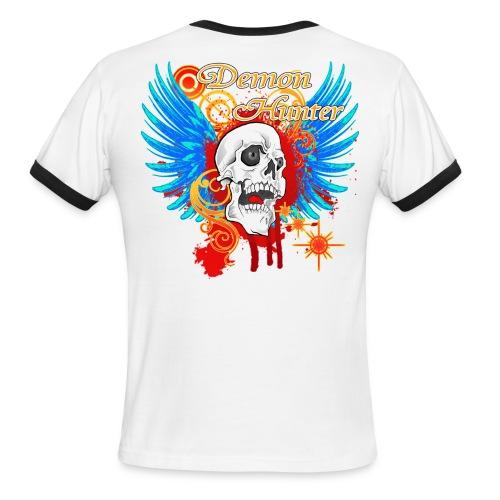 Skull - Men's Ringer T-Shirt