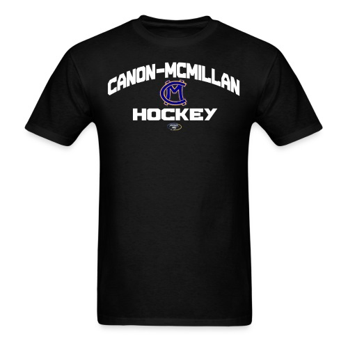 Canon McMillan Center Ice T-Shirt - Men's T-Shirt