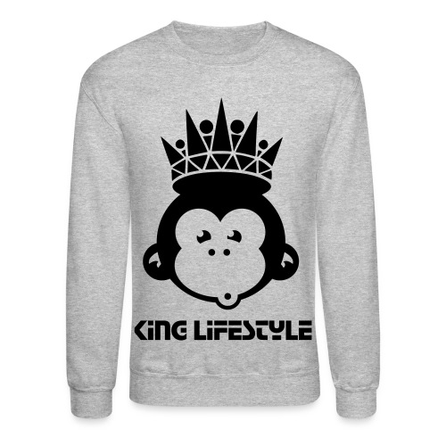 MONKEY KiNG - Crewneck Sweatshirt