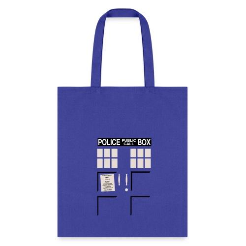 tardis bag - Tote Bag