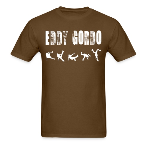 Eddy Gordo - Men's T-Shirt