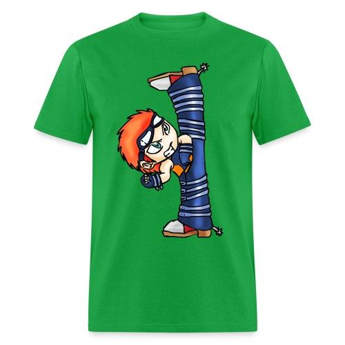 Hwoarang Cartoon - Men's T-Shirt