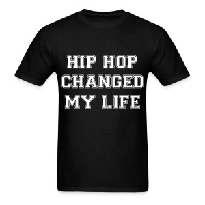 EUNHYUK HIP HOP CHANGED MY LIFE (MEN) - Men's T-Shirt
