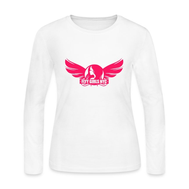 Flyy Girls NYC Long Sleeve T-shirt