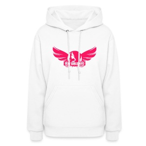 Flyy Girls NYC Sweatshirt - Women's Hoodie
