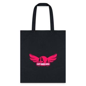 Flyy Girls NYC Tote Bag - Tote Bag