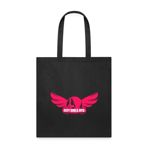 Flyy Girls NYC Tote Bag - Tote Bag