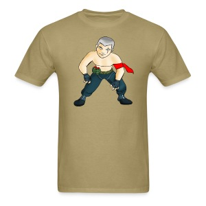 Bryan Cartoon - Men's T-Shirt