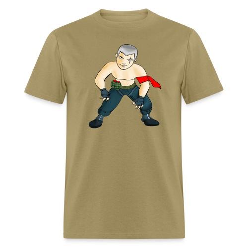 Bryan Cartoon - Men's T-Shirt