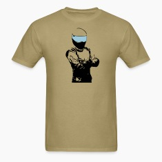 The Stig [Top Gear] (Simple) T-Shirts