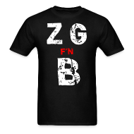 T-Shirts ~ Men's T-Shirt ~ ZG Effing B!