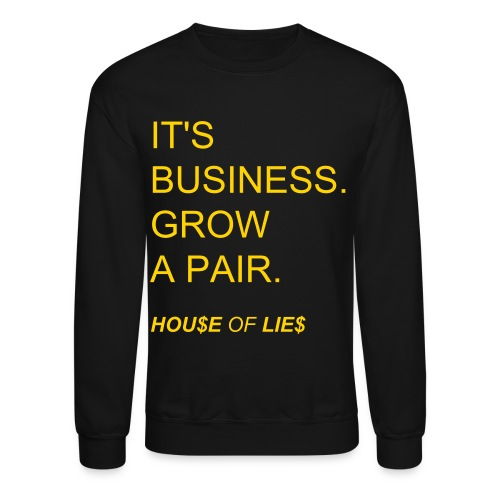 HOuse of Lies - Crewneck Sweatshirt