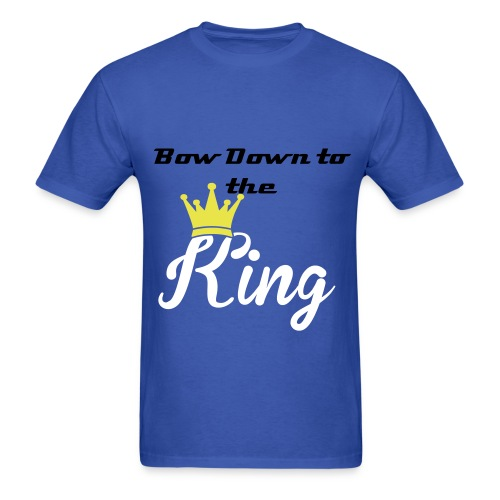Bow down - Men's T-Shirt