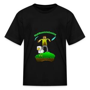 HMG Art-The Birth Of Eggward - Kids' T-Shirt