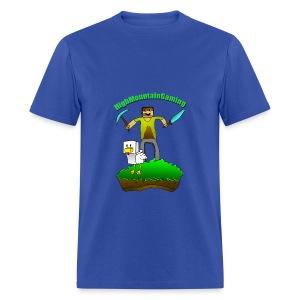 HMG Art-The Birth Of Eggward - Men's T-Shirt