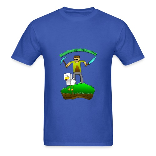 HMG Art-The Birth Of Eggward - Men's T-Shirt