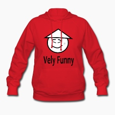 vely funny Hoodies