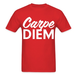 Carpe Diem - Men's T-Shirt
