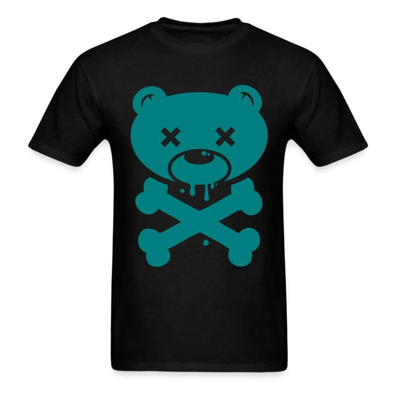 Bear Crusher - Men's T-Shirt
