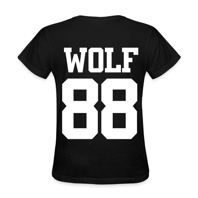 LUHAN WOLF 88