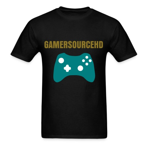 GamerSourceHD Controller Tee - Men's T-Shirt