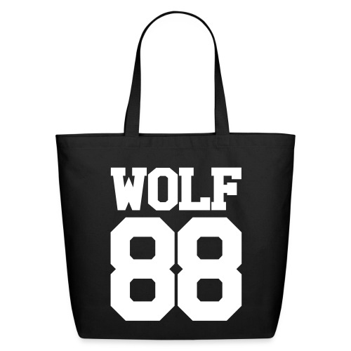 EXO Wolf 88 - Eco-Friendly Cotton Tote