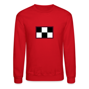 Madotsuki's Shirt V2 Wide Red Edge - Crewneck Sweatshirt