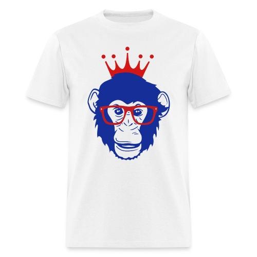 MONKEY NERD - Men's T-Shirt