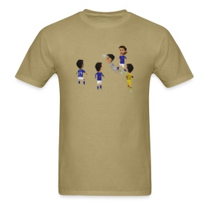 Men T-Shirt - America goalkeeper goal - Men's T-Shirt