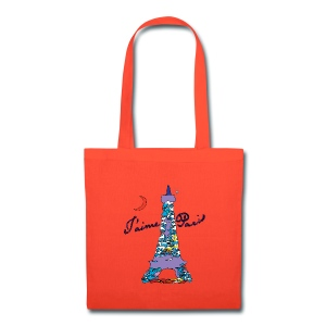 T'aime Paris Tote Bag - Tote Bag