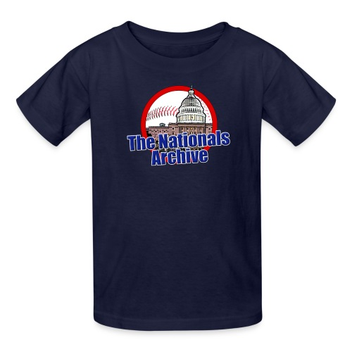 Nats Archive Logo - Kids T - Kids' T-Shirt