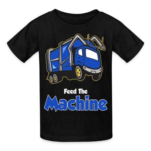 Feed The Machine - Kids' T-Shirt