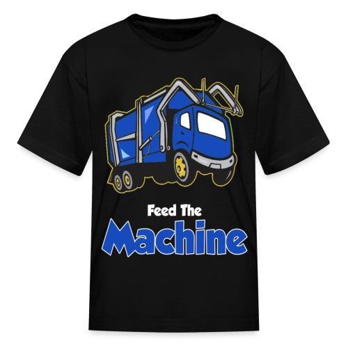 Feed The Machine - Kids' T-Shirt