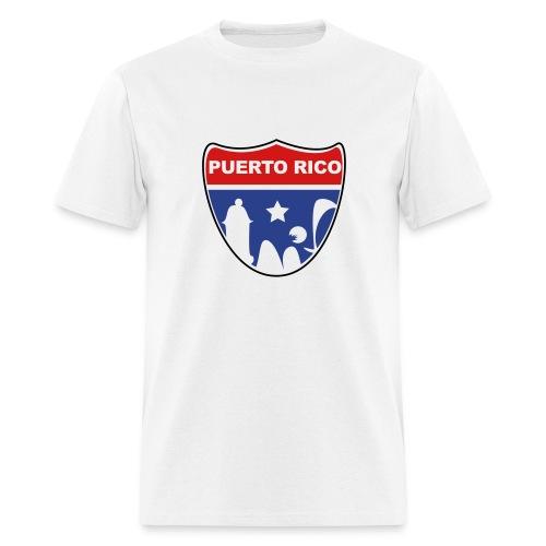 Puerto Rico Road Men - Men's T-Shirt