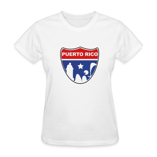 Puerto Rico Road Women - Women's T-Shirt