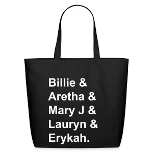 Soul Sistas  - Eco-Friendly Cotton Tote