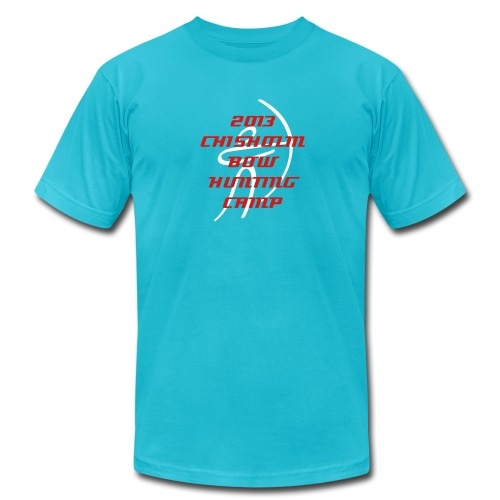 Bowhunting Camp - Men's Fine Jersey T-Shirt