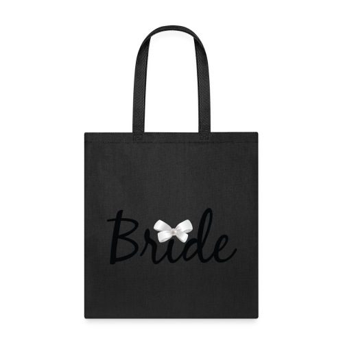Bride Tote - Tote Bag