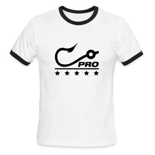 Hook Pro - Men's Ringer T-Shirt