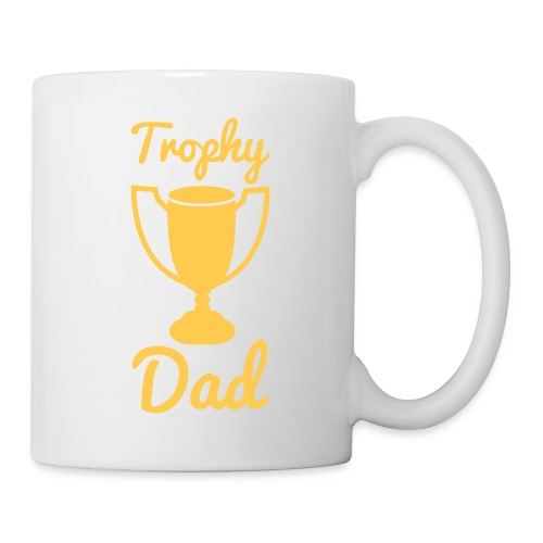 Trophy Dad Coffee Mug - Coffee/Tea Mug